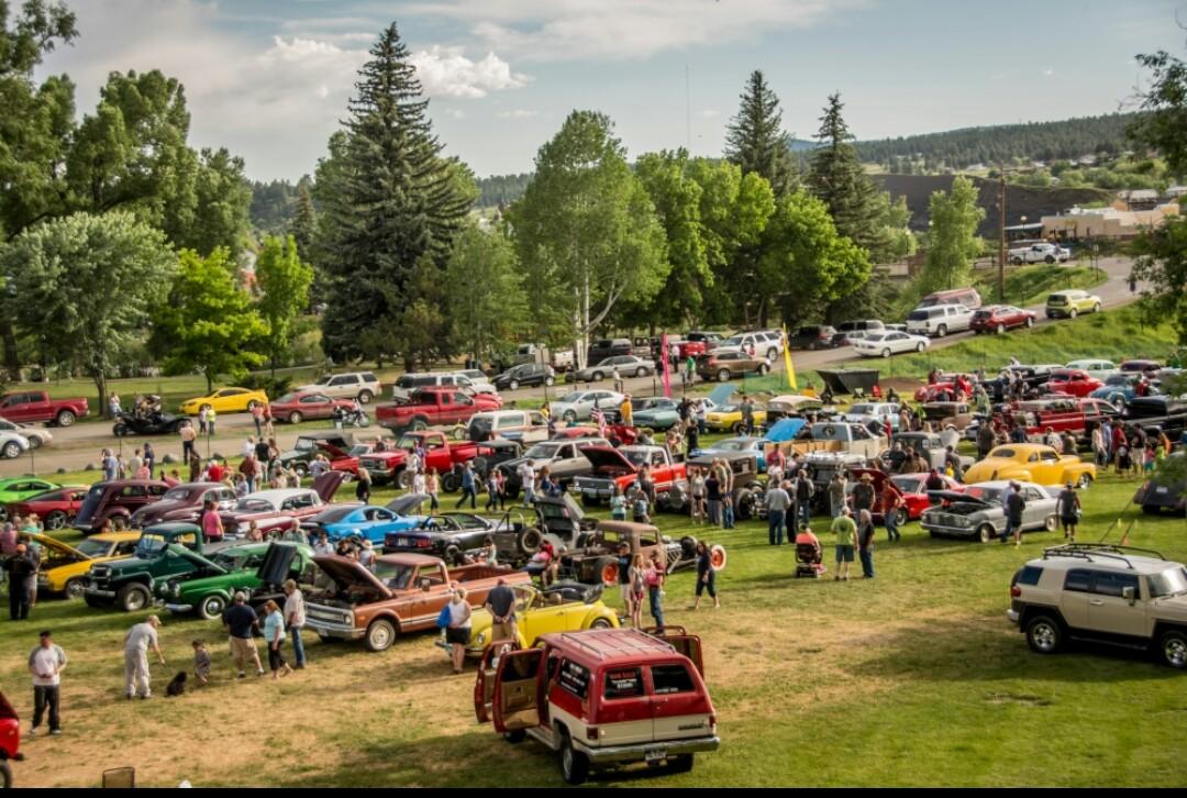 Activities Events Pagosa Springs Chamber - Colorado car show calendar