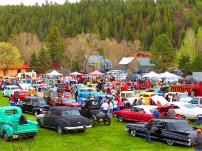 Car Show in Pagosa