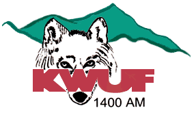 new KWUF logo