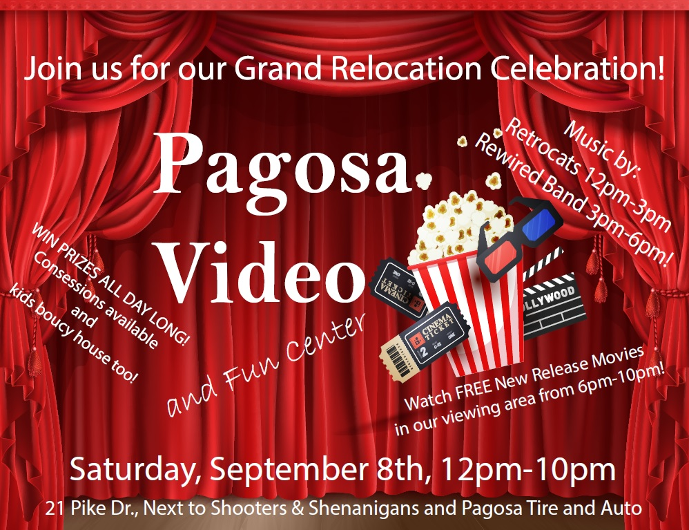 Pagosa Video Ribbon Cutting Grand Relocation Celebration