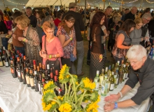 The Passport to Pagosa Wine and Food Festival, part of Colorfest weekend, gives attendees a chance to taste wines from all over the world, as well as sample delectable food from local restaurants.