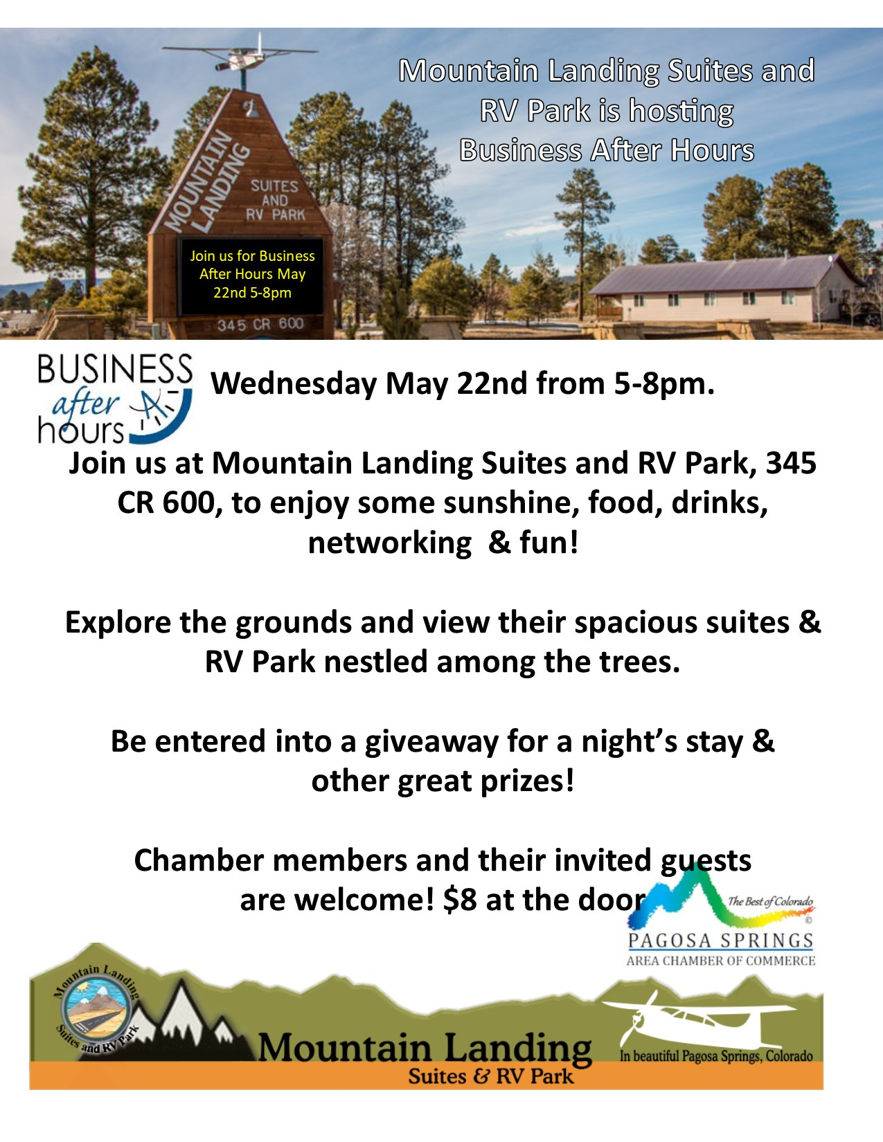 May Business After Hours