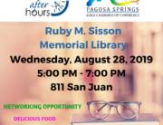 Ruby M Sisson Library