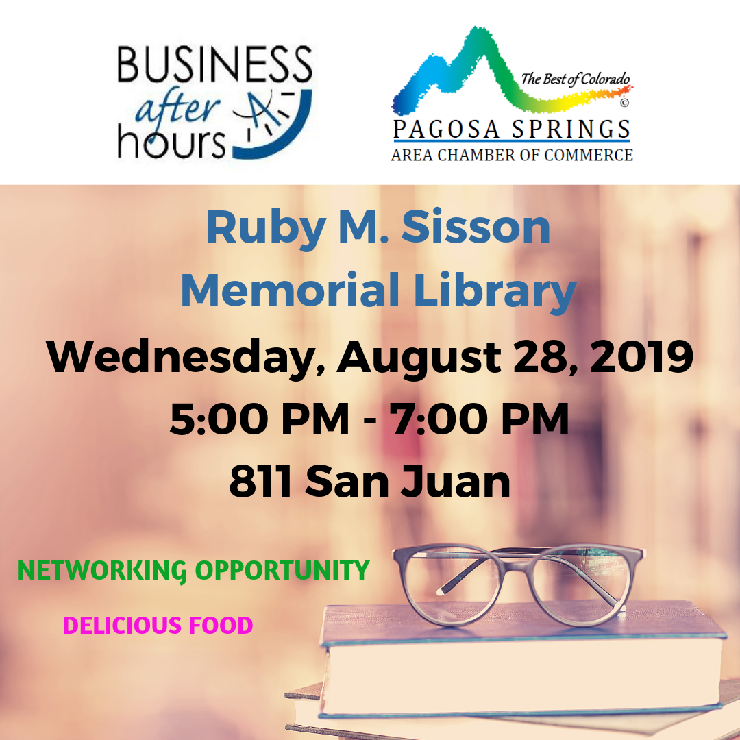 Business After Hours August