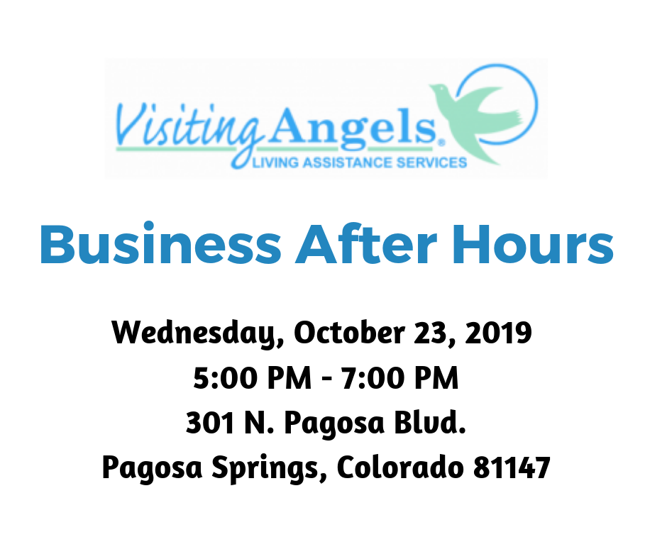 Business After Hours October
